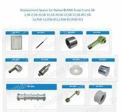 LMW Draw Frame Spares Manufacturer