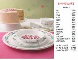Corelle Florets Dinnerware 30 PC Set