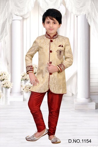 6928d986f104 Boys Indo Western Suit at Rs 1195  piece