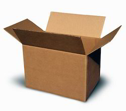 Single Wall - 3 Ply Rectangle Cardboard Packaging Box