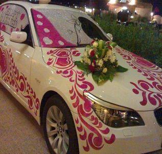 Wedding Car Decoration In Gaggal Dharamsala Id 8318472088