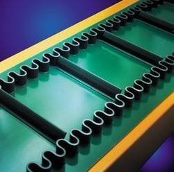 PVC Sidewall - Cleated Conveyor Belts