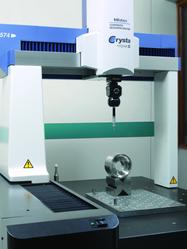 CNC CMM Machine