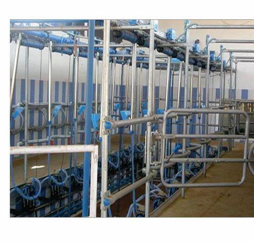 Herringbone Parlour Milking System  Dairy Parlour  Milk