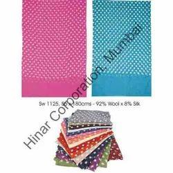 Polka Printed Shawls & Scarves