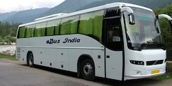 Volvo Bus Services in India
