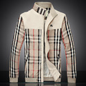 Mens Cotton Check Jackets