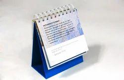 Spiral Book & Table Calendar Printing Services