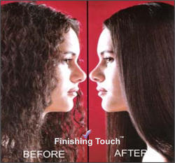 Women Hair Bonding Service