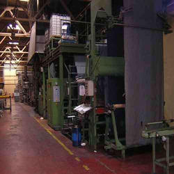 Dyeing and Finishing Machine