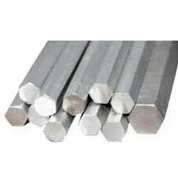 Hexagonal Stainless Steel Bars