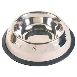 Pyramid Embossed Anti-Skid Bowl