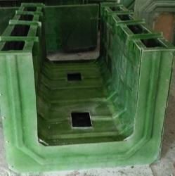 FRP Mould for RCC Gutters Casting