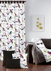 Butterfly And Bird Curtains