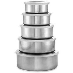 Stainless Steel Lid Container
