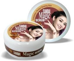Sandal Magic Scrub