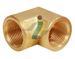 90 Degree Brass Female Elbow-BSP