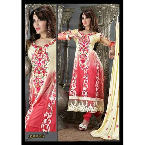 Hand Embroidery Designer Suit View Specifications Details Of