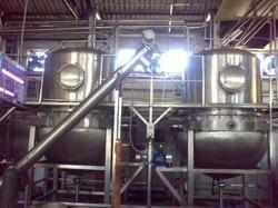 Vacuum Pan Concentration / Evaporator System