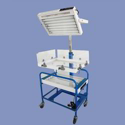 Phototherapy Double Surface Fluorescent Tube Aoma Unit