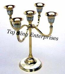 Corner Lamp Stand