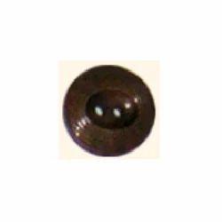 Colored Bone Button