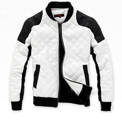 Black White Leather Jackets View Specifications Details Of