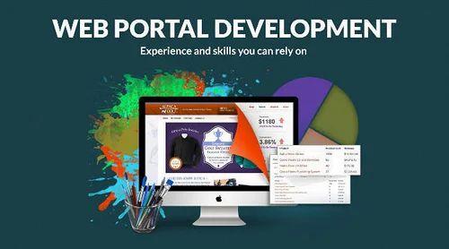 Web Portal Development Services in Goregaon West, Goregaon