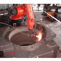 Flame Spray Coating Service