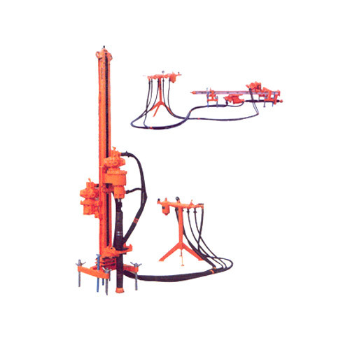 Slim & Line Drilling Rigs, Drilling Rig Type: Slim Hole Drilling Rig, for Ore Extraction