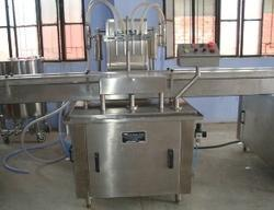 Oral Liquid Syrup Filling Machine