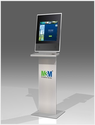 Visitor Management System Vms At Rs 128000 Piece