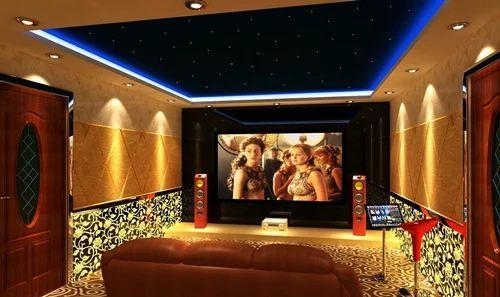 Home Theater Design Small Home Theater Design À¤¹ À¤® À¤¥ À¤à¤Ÿà¤° À¤¡ À¤œ À¤‡à¤¨ À¤— In Kanta Jaipur The Cube Interior Designing Id 8936781697