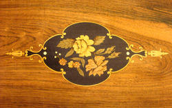 Marquetry Wood Inlay