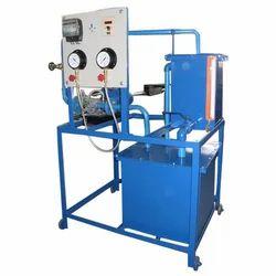 Gear Pump Test Rig for Laboratory Equipment