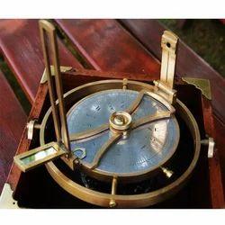 Brass Prismatic Compass