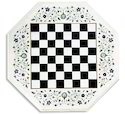Marble Chess Board Table Tops