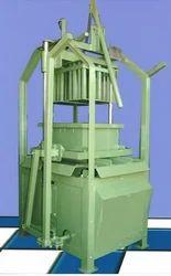 Vibrator Double Hollow Block Machine