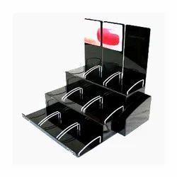 Acrylic Cosmetics Display Stand