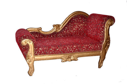Wooden Wedding Couch