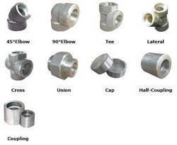 SS Socketweld Pipe Fittings