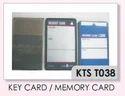 Tsudakoma Key Card, Memory Card