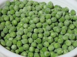 Mhetre A Grade Frozen/IQF Green Peas, Gunny Bag, Packaging Size: 20 Kg