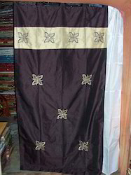 Silk Embroidery Curtains