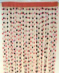 Glamorous Beaded Curtain