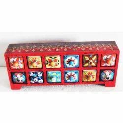 12 Drawer Chest Box