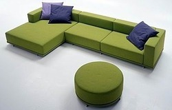 L-Shape Sofa Set
