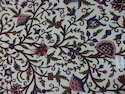 Traditional Danz Dar Design Crewel Fabric