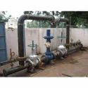 Pressure Reducing Station