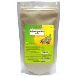 Ashwagandha Powder 1kg - Herbal Ayurvedic Powder